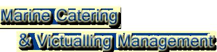 Marine Catering