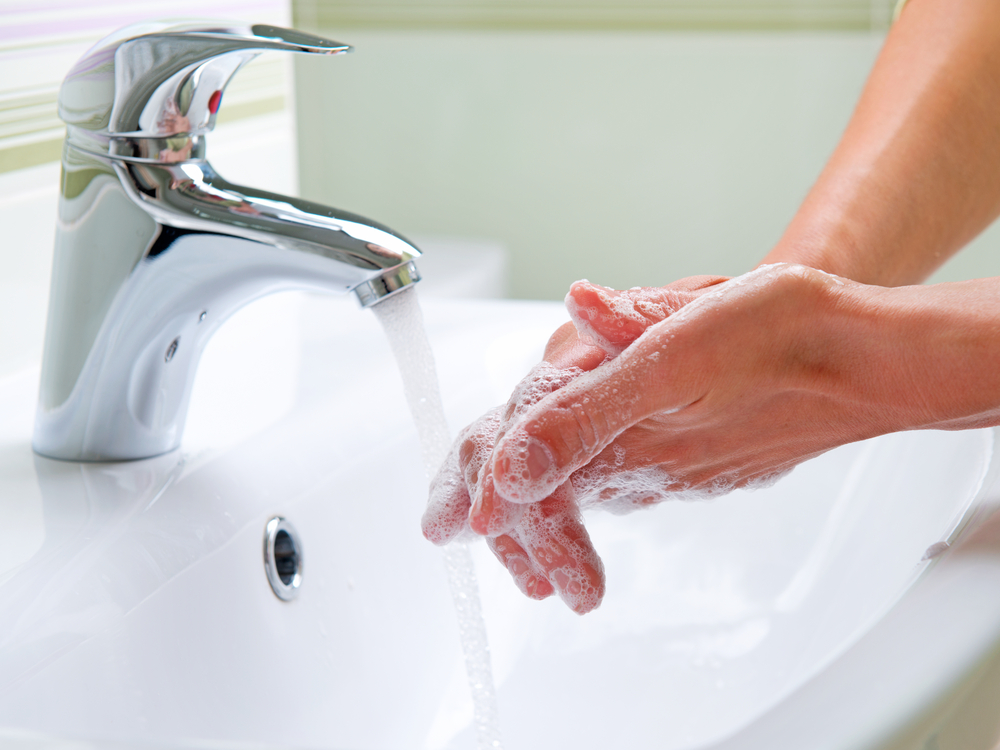 Disease Prevention Hand Washing