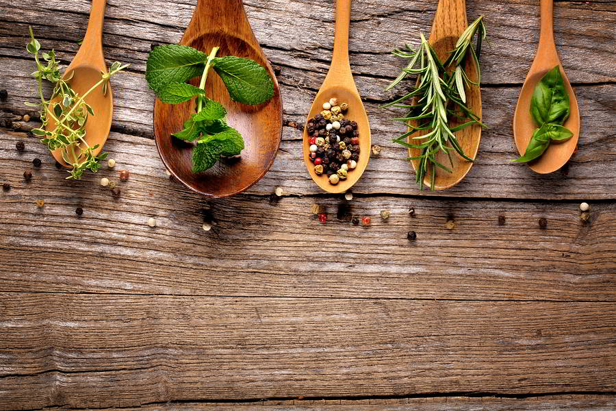 Culinary Herbs Support Healthy Eating on Ships | Global Catering